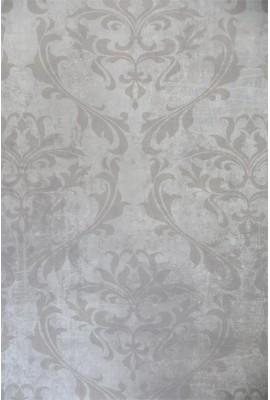 Krém színű barokk tapéta méterre