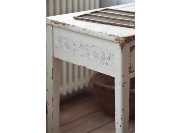 Szőlő bordűr: 40 x 12 cm