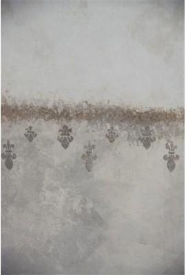 Anjou liliom bordűr: 40 x 12 cm