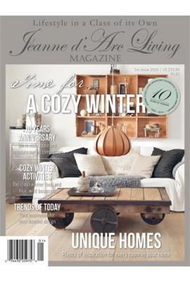 2019 / 1 ~ JDL magazin ~ Angol nyelvű